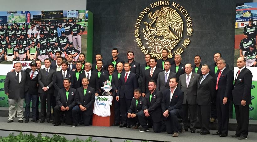 LOS VENADOS DE MÉXICO VISITARON LOS PINOS